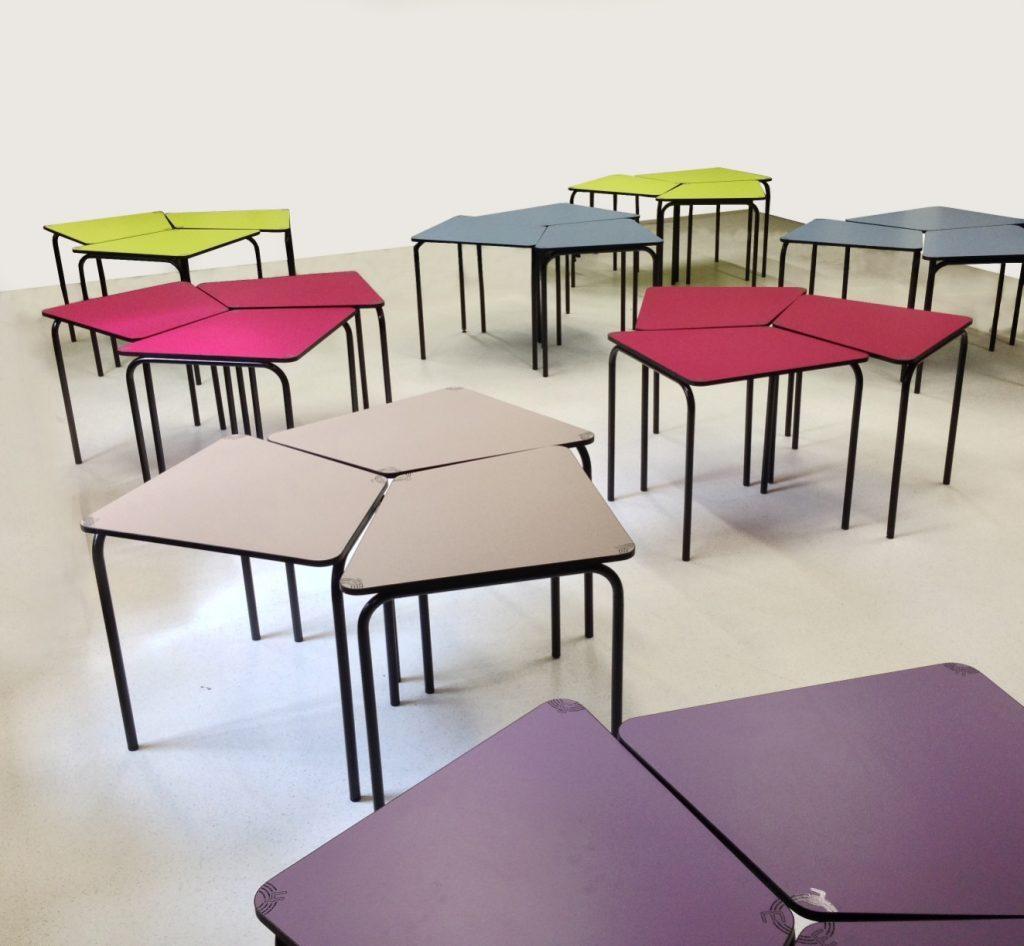 dynamic teaching school furniture