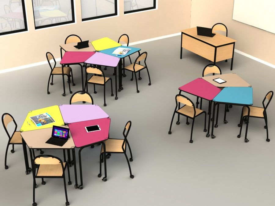 Flexibility and interactivity for classrooms