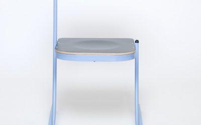 La chaise d'école 3.4.5, la 1ère chaise d'école triple fonction