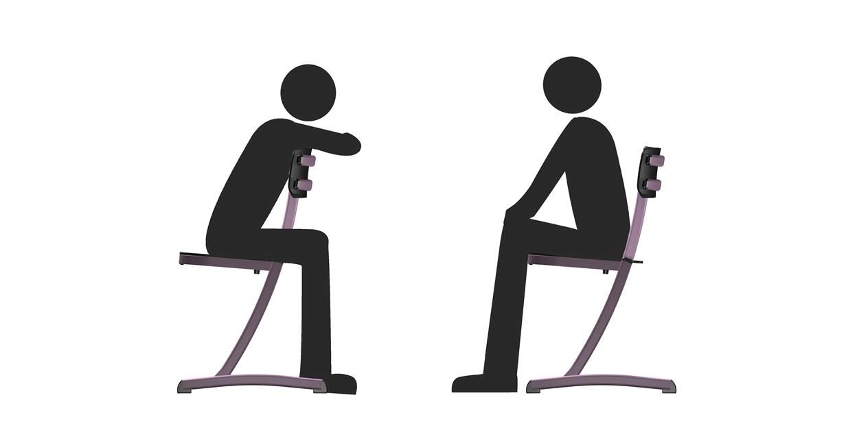 Le mobilier du Program345 est adapté à la classe frlexible.
