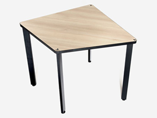 A modular table for the workplace