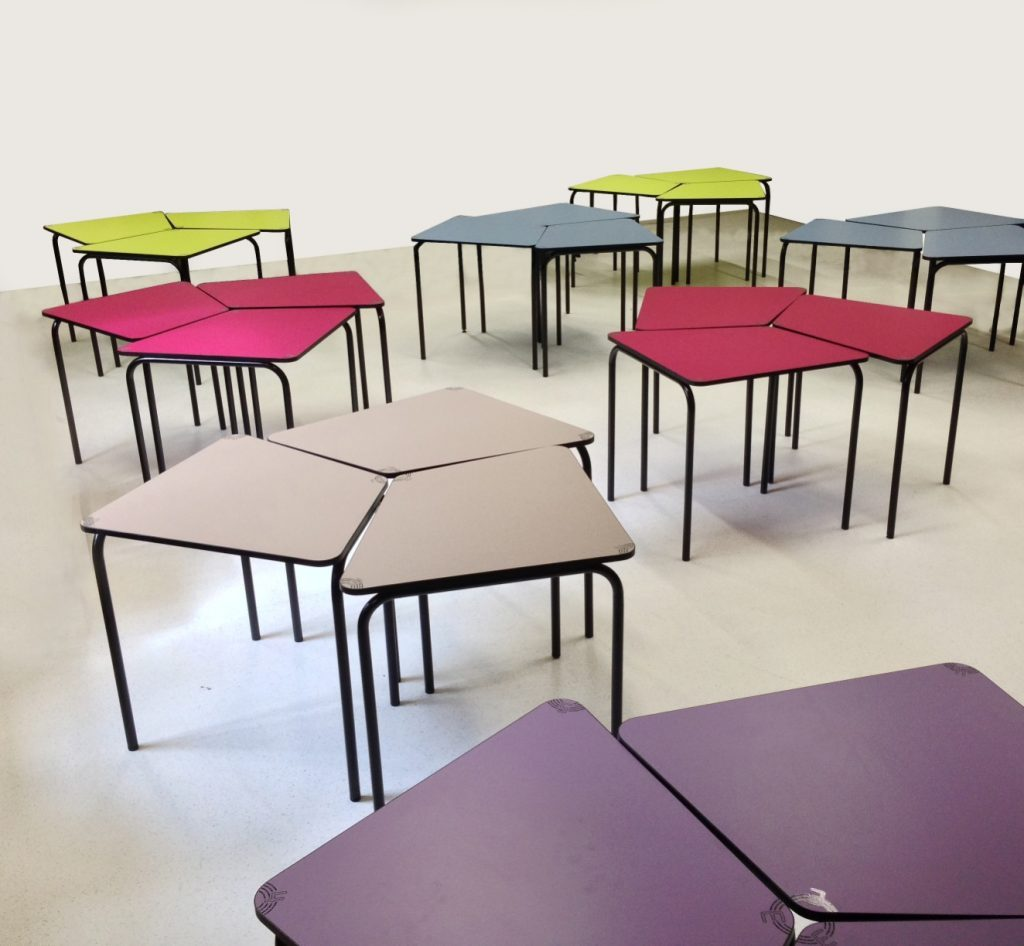 dynamic teaching school furniture