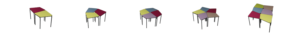 mobilier scolaire innovant