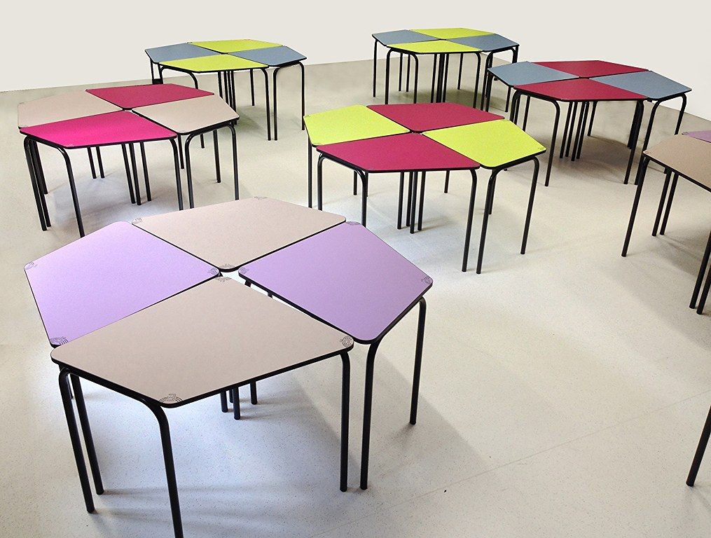 modular school furniture, to improve the interactivity