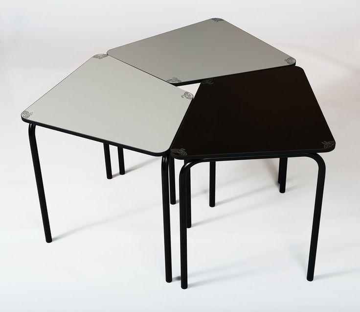 modular workspace furniture, to improve the interactivity
