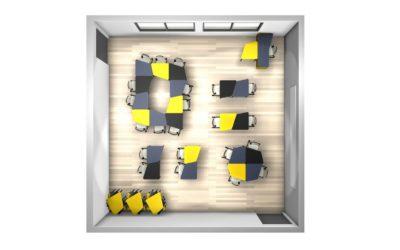 Des mobiliers innovants pour améliorer les performances de groupe