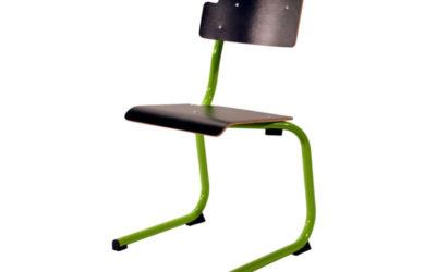 Zoom sur la chaise scolaire du programme 3.4.5