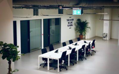 Renouveler le mobilier des salles de réunion avec style