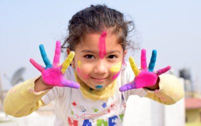 Classe flexible : des couleurs pour faire oublier les contraintes sanitaires